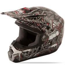 Шлем детский KINETIC JUNGLE (черный)